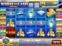 Wheel of Cash Rival Slot Slot Reels
