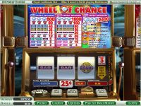 Wheel of Chance 3-Reels WGS Technology Slot Slot Reels