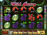 Wild Berry Saucify Slot Slot Reels