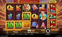 Wild Gladiators Pragmatic Play Slot Slot Reels