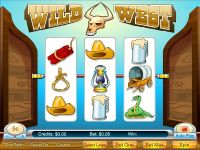 Wild West 3-reel Byworth Slot Slot Reels