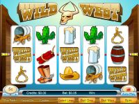 Wild West 5-reel Byworth Slot Slot Reels