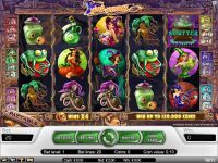 Wild Witches NetEnt Slot Slot Reels