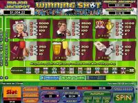 Winning Shot NuWorks Slot Info