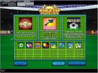 World Cup Soccer Spins GamesOS Slot Info