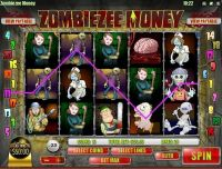 Zombiezee Money Rival Slot main