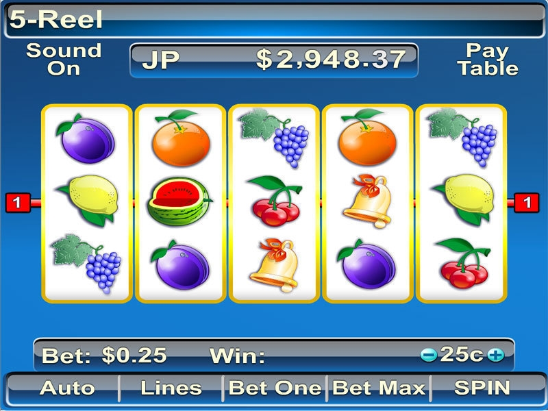 Free 5 Reel Slots – Play Online Slot Machines with 5 Reels