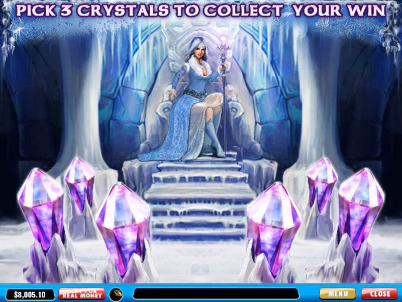 Frozen Artic Slots - Free to Play Online Casino Game