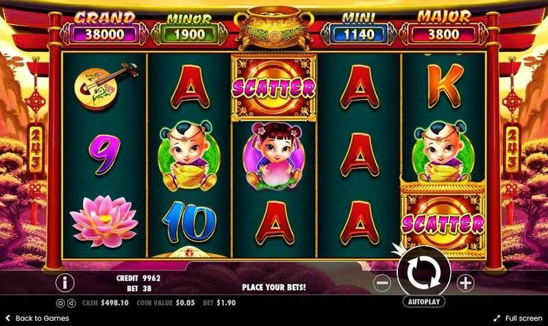 Caishen's Gold Pragmatic Play Slot Main
