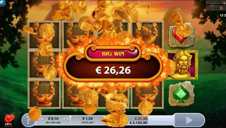 Fire N' Fortune 2 by 2 Gaming Slot Winning