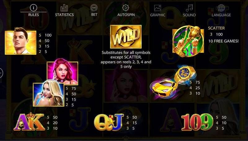 Football Superstar Endorphina Slot Info
