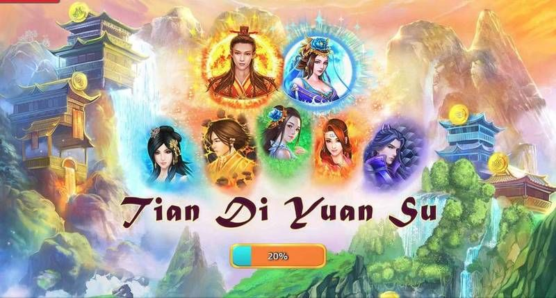 Gods of Nature RTG Slot Info