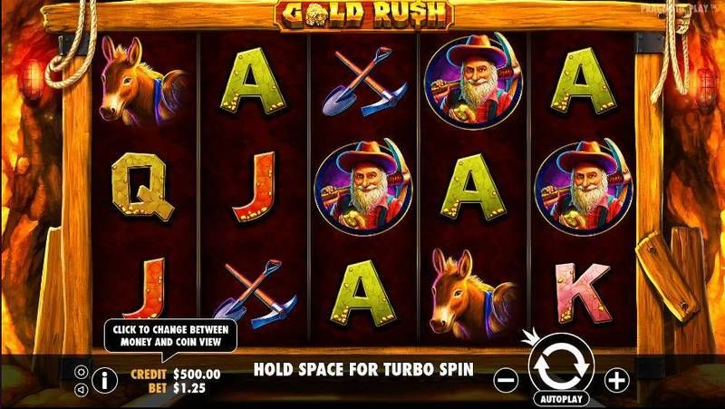 Gold Rush Pragmatic Play Slot Slot Reels