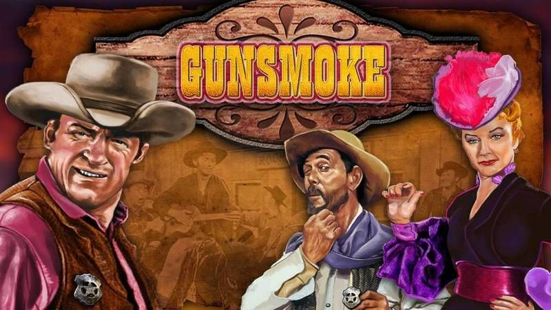 Gunsmoke 2 by 2 Gaming Slot Info