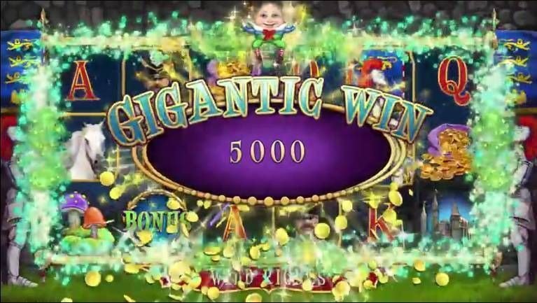 Humpty Dumpty Wild Riches 2 by 2 Gaming Slot Winning
