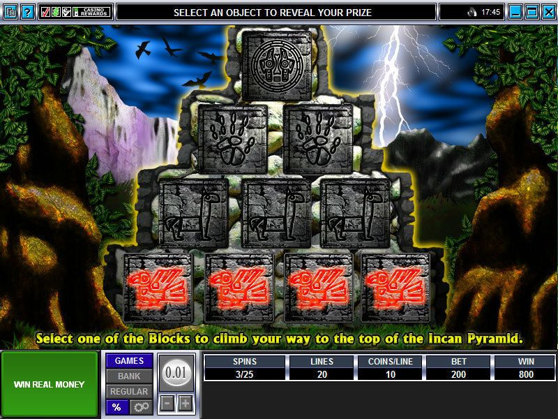 Inca Gold™ Slot Machine Game to Play Free in Microgamings Online Casinos