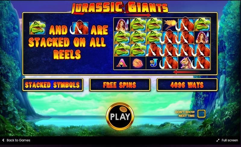 Jurassic Giants Pragmatic Play Slot Free Spins Feature
