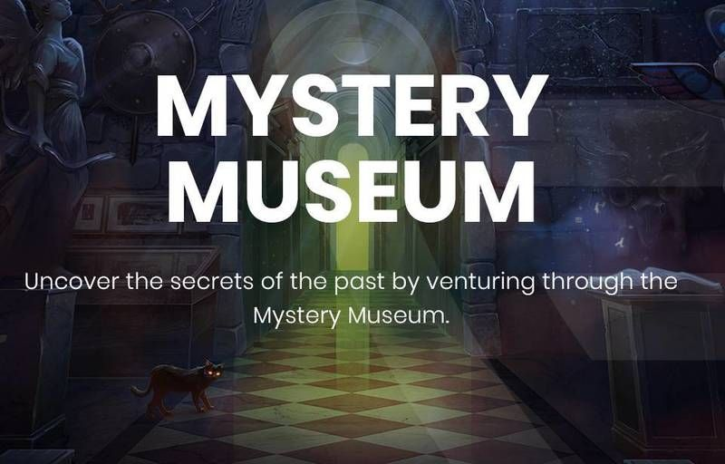 Mystery Museum Push Gaming Slot Info