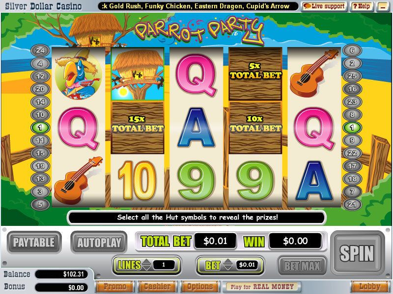 Hunting Party Slot - Play Booongo Slots Online for Free