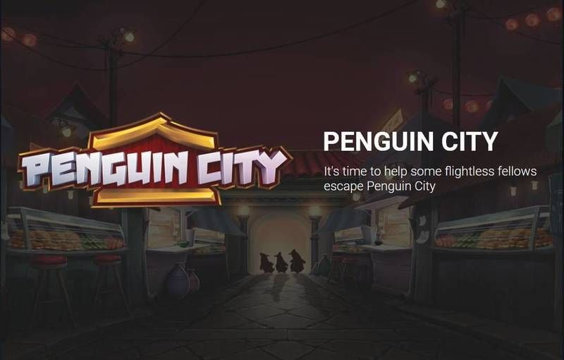 Penguin City Yggdrasil Slot Info
