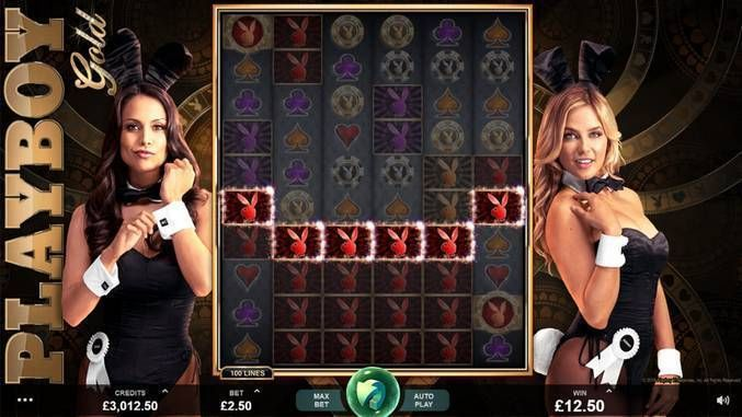 Playboy Gold Microgaming Slot Slot Reels