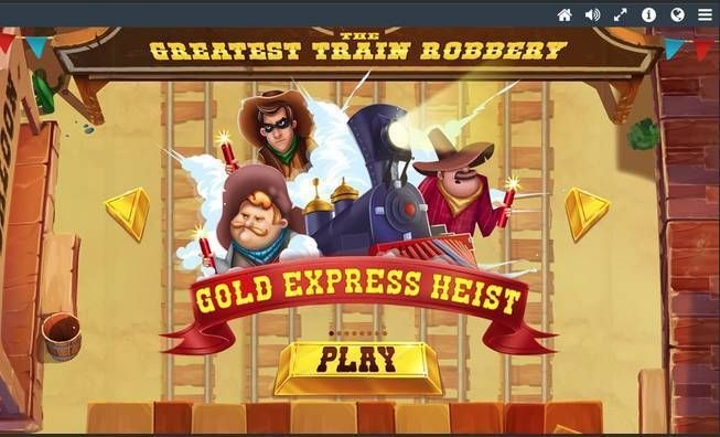 The Greatest Train Robbery Red Tiger Gaming Slot Bonus 2