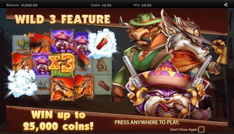 The Wild 3 NextGen Gaming Slot Info