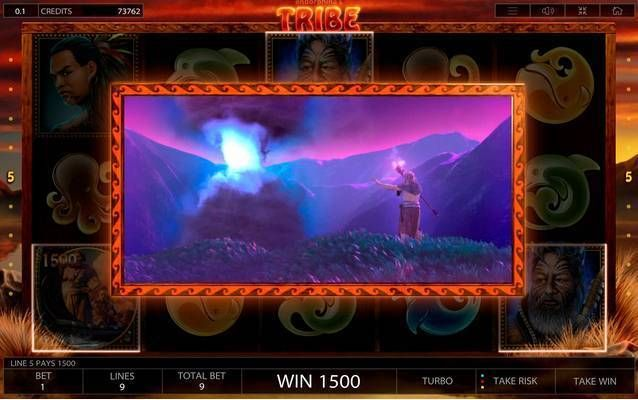 Tribe Endorphina Slot Bonus 1