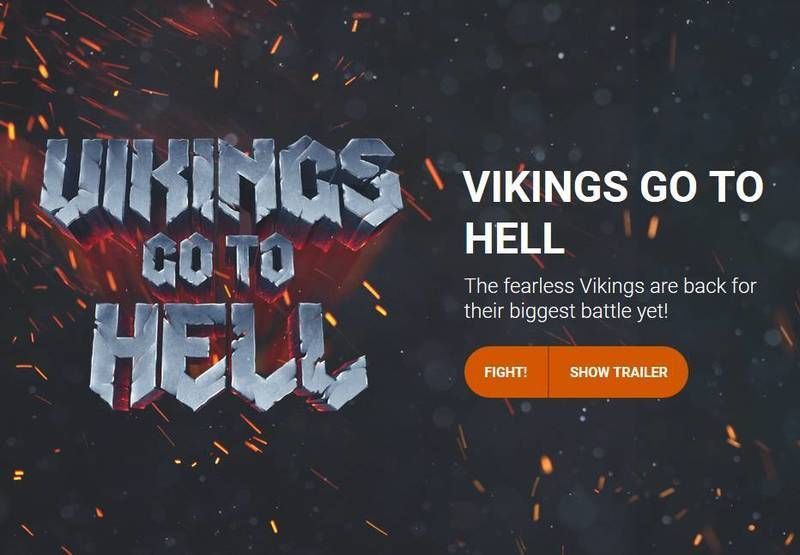 Vikings go to Hell Yggdrasil Slot Info