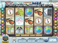 Baby Boomers Cash Cruise Rival slots reels