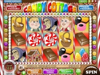 Candy Cottage Rival slots reels