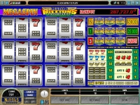 Mega Spin - Major Millions  Microgaming  slots reels