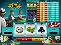 New York Poker  PlayTech  slots reels
