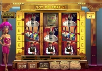Slot of Fortune  Sheriff Gaming  slots reels