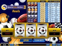 Sports InterAction Reels  PlayTech  slots reels