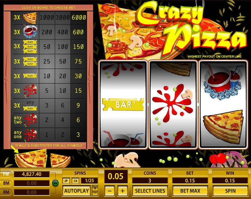 Crazy Pizza Slot - Play Pragmatic Play Slots Online for Free