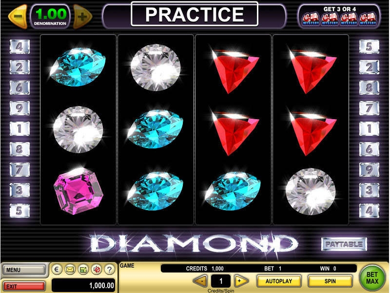slots game online like a diamond