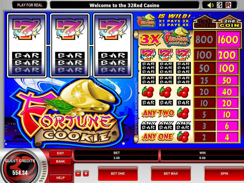 Fortune Cookie Slots - Play the Free Casino Game Online