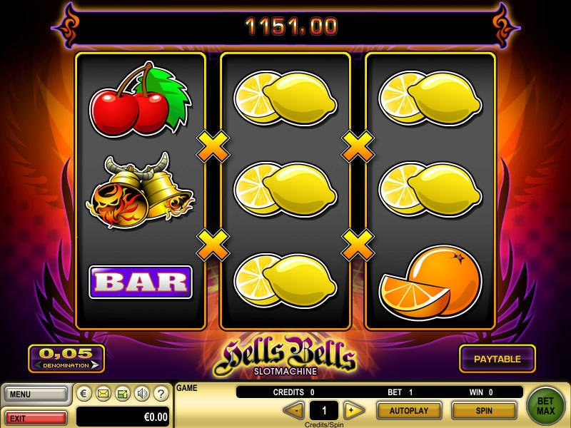 Hells Bells™ Slot Machine Game to Play Free in Spielos Online Casinos