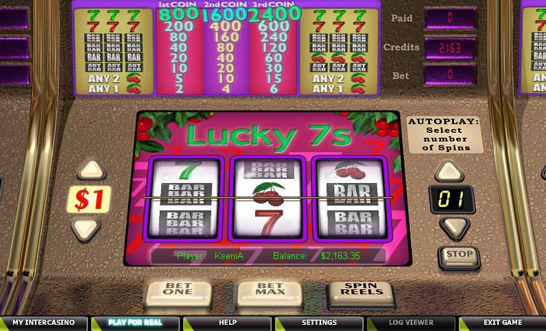 Lucky 7 Slots - Play Lucky 7 Slots for free